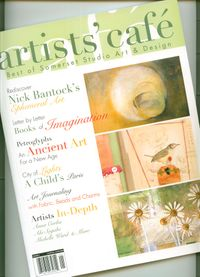 Somerset artist cafe cover