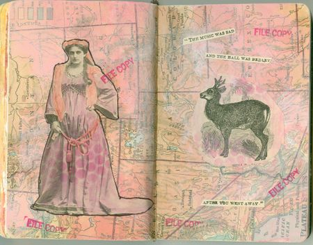 Jan journal 18 pink