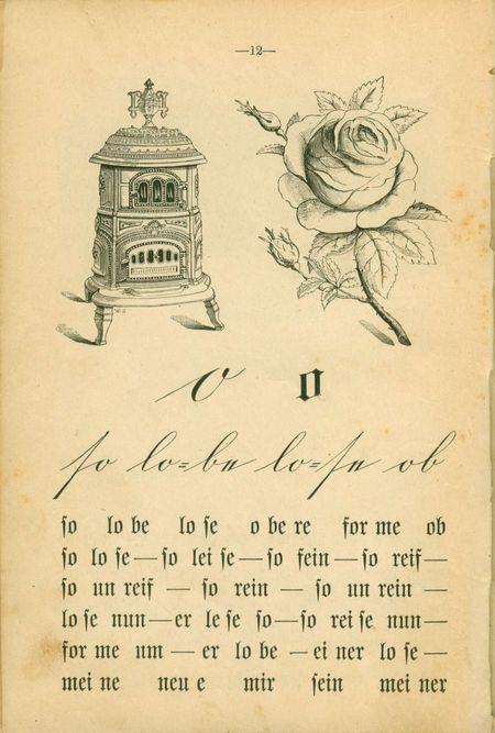German reader page