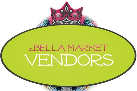 Bella market vendor