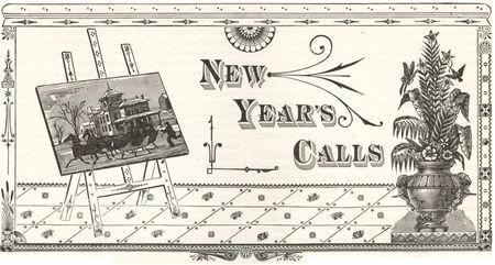 New year's calls