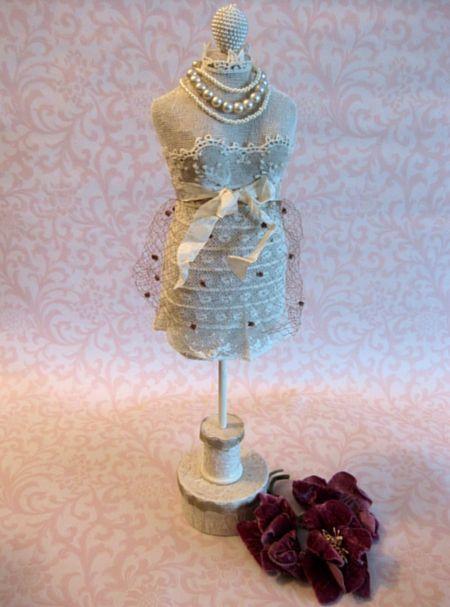 Martha's Dress Form