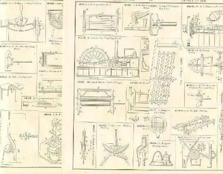 Patents pages