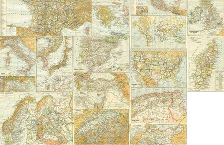 French dict maps 2
