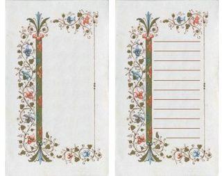 Journaling Cards Set 10 339
