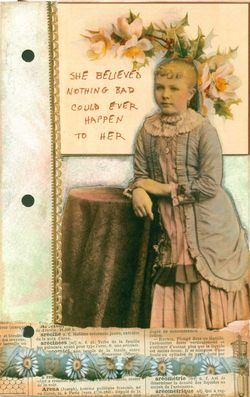 Cabinet card chicago girl2