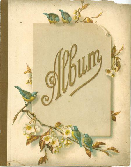 Greenpaper Album Page