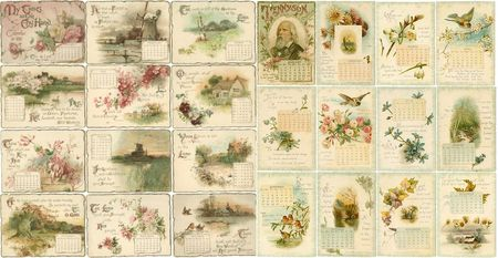 Calendar tennyson bible quotes