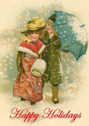 Victorian h happy holidays 2