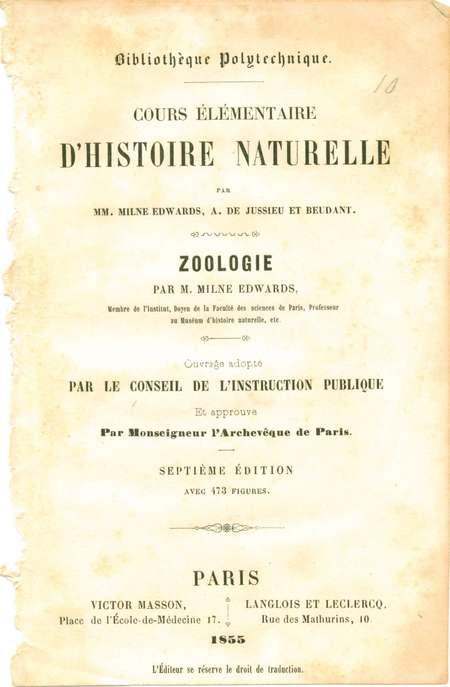 French_zoologie