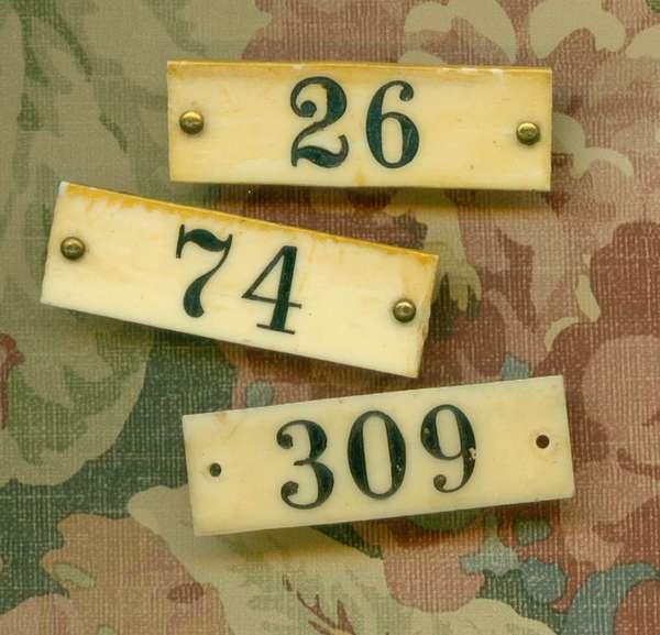 Resin_numbers
