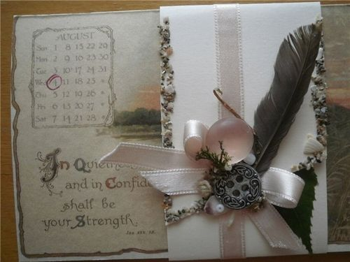 Ilina's card front
