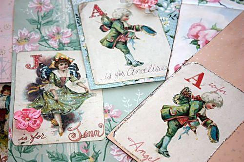 Karla Nathan - Logomachy name cards