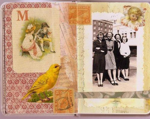 Marilyn butler's gluebook 2